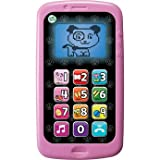 Top LeapFrog Violet Chat and Count Phone - Cleva Edition H8' Bundle