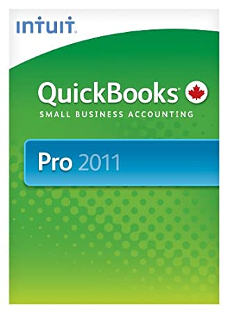 QuickBooks Pro 2011, Canadian edition