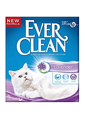 Ever Clean Lavender Cat Litter, 6 Litre