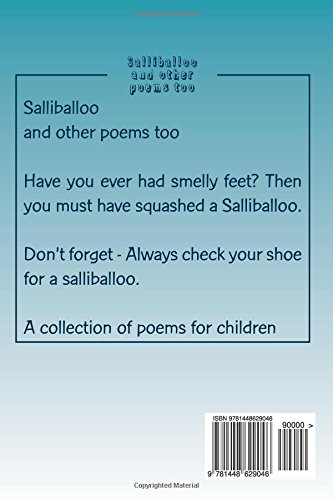 Salliballoo and other poems too