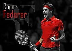 Roger Federer Poser