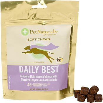 Pet Naturals of Vermont Daily Best for Dogs Chicken