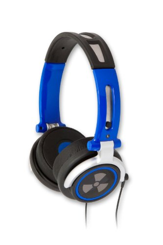 Earpollution Cs40 Headphones - Blue(Ep-Cs40-Blu)