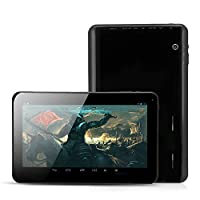 "Digital Reins Vision 10.1"" Inch Quad Core Android 4.4 Tablet PC with Dual Cameras 1GB RAM 8GB HDD and Bluetooth"