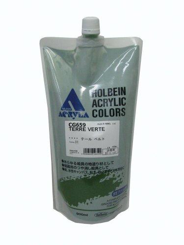 CG659 per la sostituzione Holbein acrilico la cintura di gesso colore coda 900ml compresso (japan import)