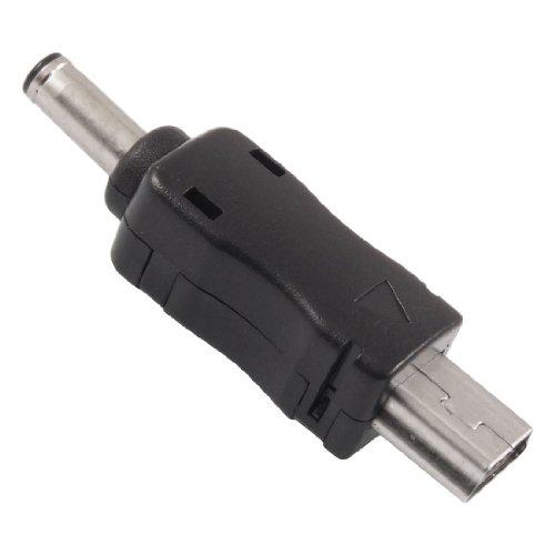 2 Stücke DC 3.5mm zu Mini USB 5 Pins Buchse Adapter Strom Charger für Handy DE