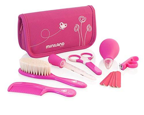 miniland-89125-baby-kit-pink