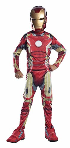 Rubie's Costume Avengers 2 Age of Ultron Child's Iron Man Mark 43 Costume, Small (Iron Man Costume 4t compare prices)