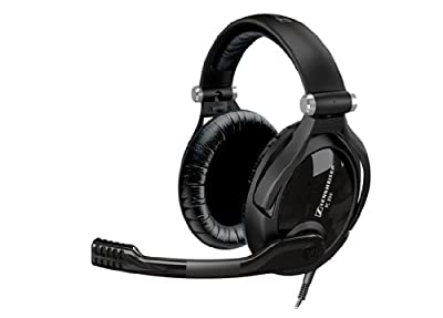 Sennheiser PC 350 Collapsible Gaming Headset with Vol Control & Microphone Mute