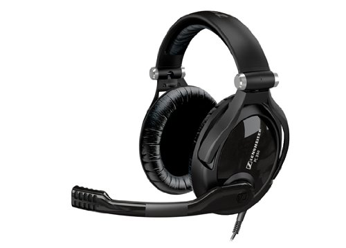 Sennheiser PC350 G4ME Corded Gaming Noise Cancelling Stereo Headset - Black/Silver