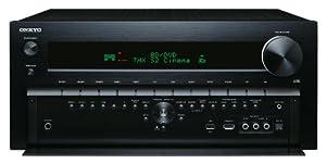 Onkyo TX-NR818 7.2-Kanal AV-Netzwerk-Verstärker (7.2 Kanäle, THX Select2 Plus, ISV, HQV, 4K, 180 W/Kanal) schwarz