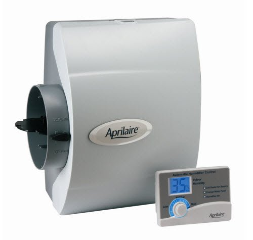 Aprilaire Model 600 Automatic Whole-house Bypass Humidifier with Digital Control