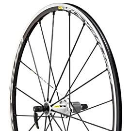 Mavic 2011 Ksyrium SR Road Bike - Rear Clincher Wheel