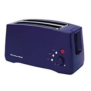 Kitchenaid 4 Slice Toaster Cobalt Blue On Popscreen