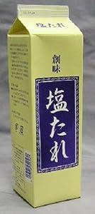 【中華食材】創味 塩たれ 1.8L(2k)●