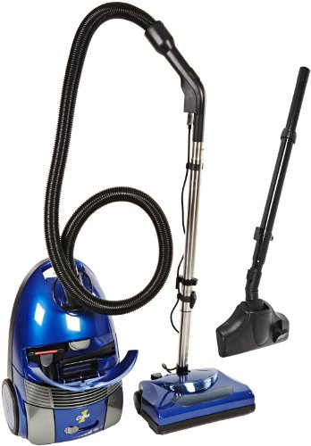"""Dust Care Dcc-358 Evolution Clean One Full Size Canister, 1400W, 108"""" Water Lift front-606282"""