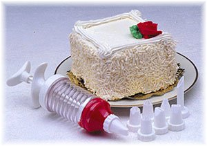 Buy DELUXE 9 PIECE ICING SET