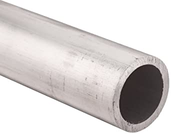 Aluminum 6061 Extruded Pipe Schedule 40