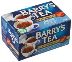 Barry's Decaffeinated Tea (40 Tea Bags) by Barry's Tea