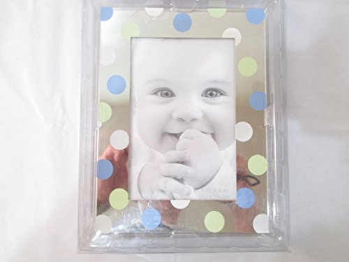 First Impression Mirror Polka Dot Frame - 1