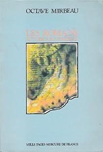 Romans autobiograhiques : Le Calvaire - L'Abb� Jules - S�bastien Roch (livre non massicot�) par Mirbeau