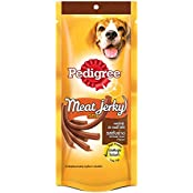 Pedigree Dog Treat Grilled Liver Meat Jerky Stix, 24 G (Pack Of 4)