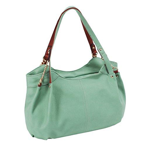 Parinda-Womens-ARIANNA-Pebble-Faux-Leather-Handbag
