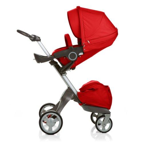 Stokke Xplory Stroller, Red