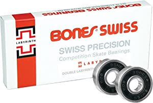 how to clean bones swiss bearings
