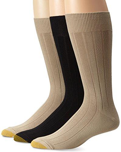 Gold Toe Men's Hampton Sock, 3 Pack