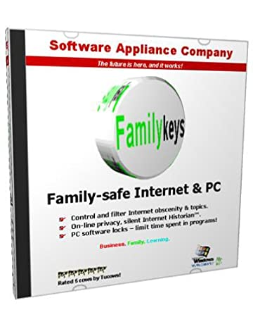 Familykeys Parental Controls