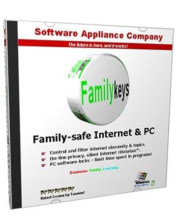Familykeys Parental Controls