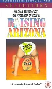 Raising Arizona [VHS] [1987]