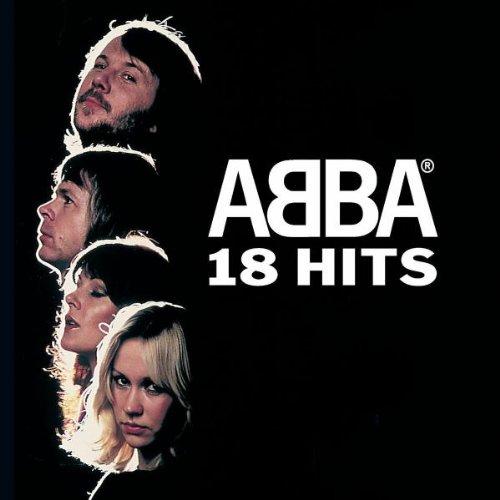 ABBA 18 Hits artwork