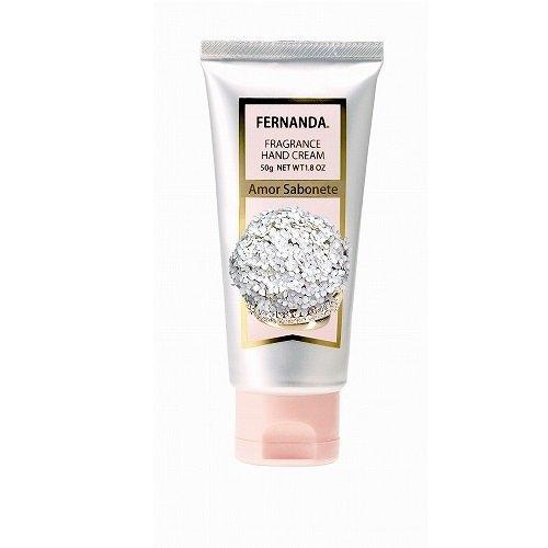 FERNANDA Fragrance Hand Cream Amor Sabonete