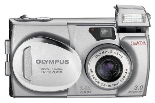 Olympus Camedia D-550