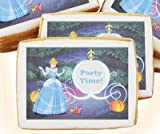 Disney Princess Cinderella Coach Cookies