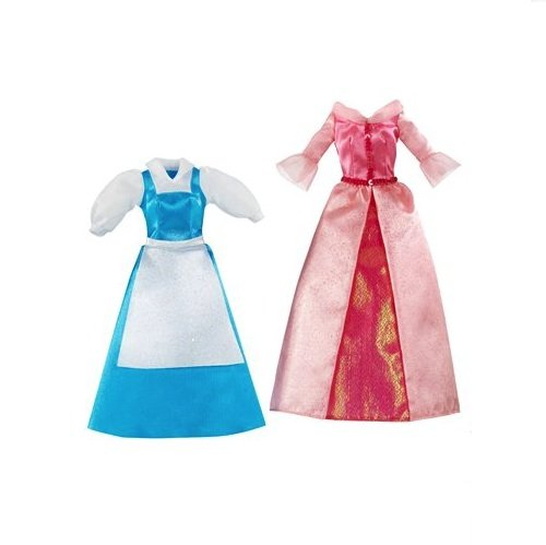 Disney Princess Sparkle Fashion 2 Pack - Belle Clothing