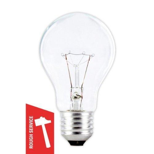 Calex Glühlampe - GLS-lamp Clear - E27, 240V - 100W