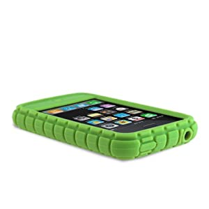 Speck Products Pixel Skin Case for iPhone 3G, 3G S (Spearmint Green)