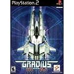 Gradius 3 and IV - PlayStation 2