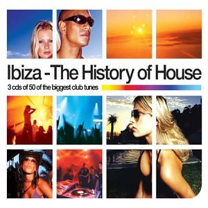 Various artists ibiza the history of house for House music facts