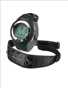 Health Mark BT21000 Body Tone Heart Rate Monitor Watch (Black)