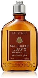 L'Occitane Eau Des Baux Shower Gel, 250ml