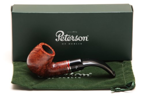 Peterson Dalkey 221 Smooth Tobacco Pipe Fishtail