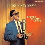 echange, troc Jimmy Scott - If You Only Knew