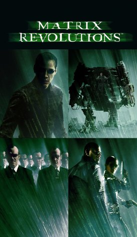 Matrix Revolutions [VHS]
