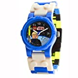 LEGO Kids 9002892 Star Wars Luke Skywalker Watch With Minifigure