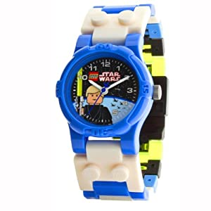 LEGO Kids' 9002892 Star Wars Luke Skywalker Watch