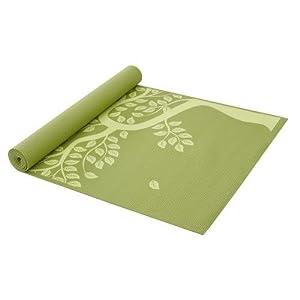 Buy Gaiam Print Yoga Mats (3mm) by Gaiam